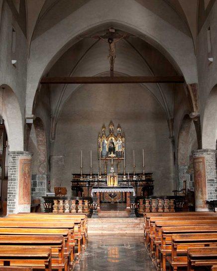 chiesa san giorgio varenna